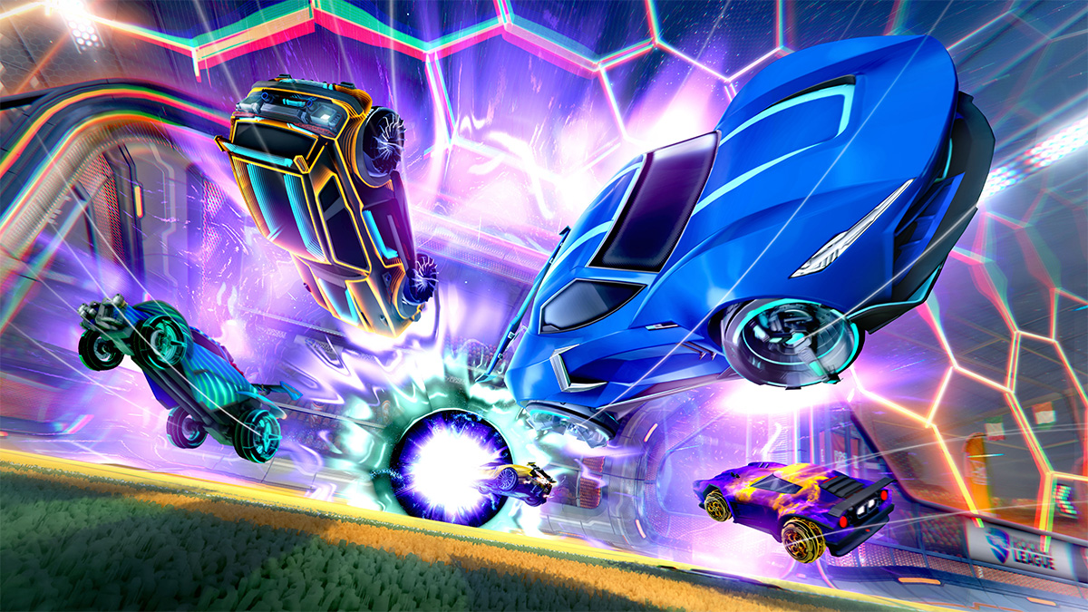 The BBC is set to broadcast the Rocket League Championship Series X